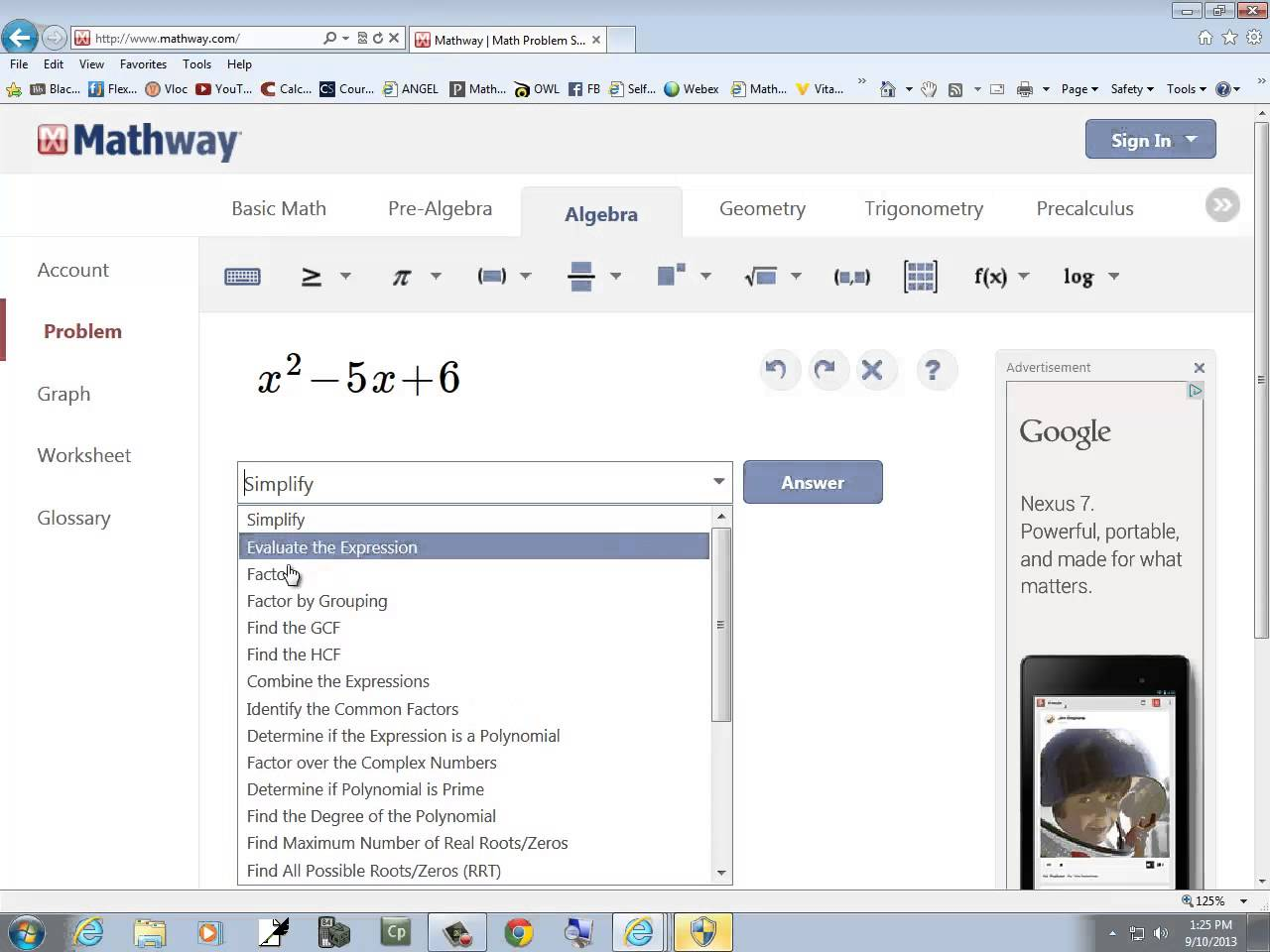 Welcome To Jimex Blog: MATHWAY: FREE ONLINE MATH TUTOR on free national geographic, free math help, free math solver,