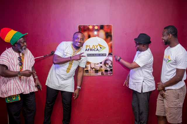 Play Africa Music officially Launches, Targets 5 Million Subscribers In 5 Years