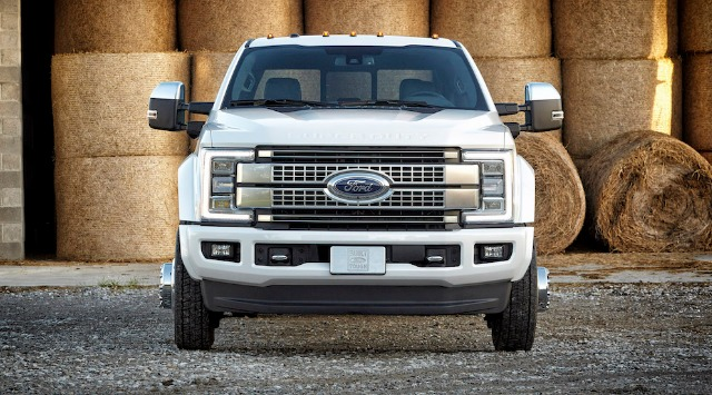 2017 Ford F450 King Ranch