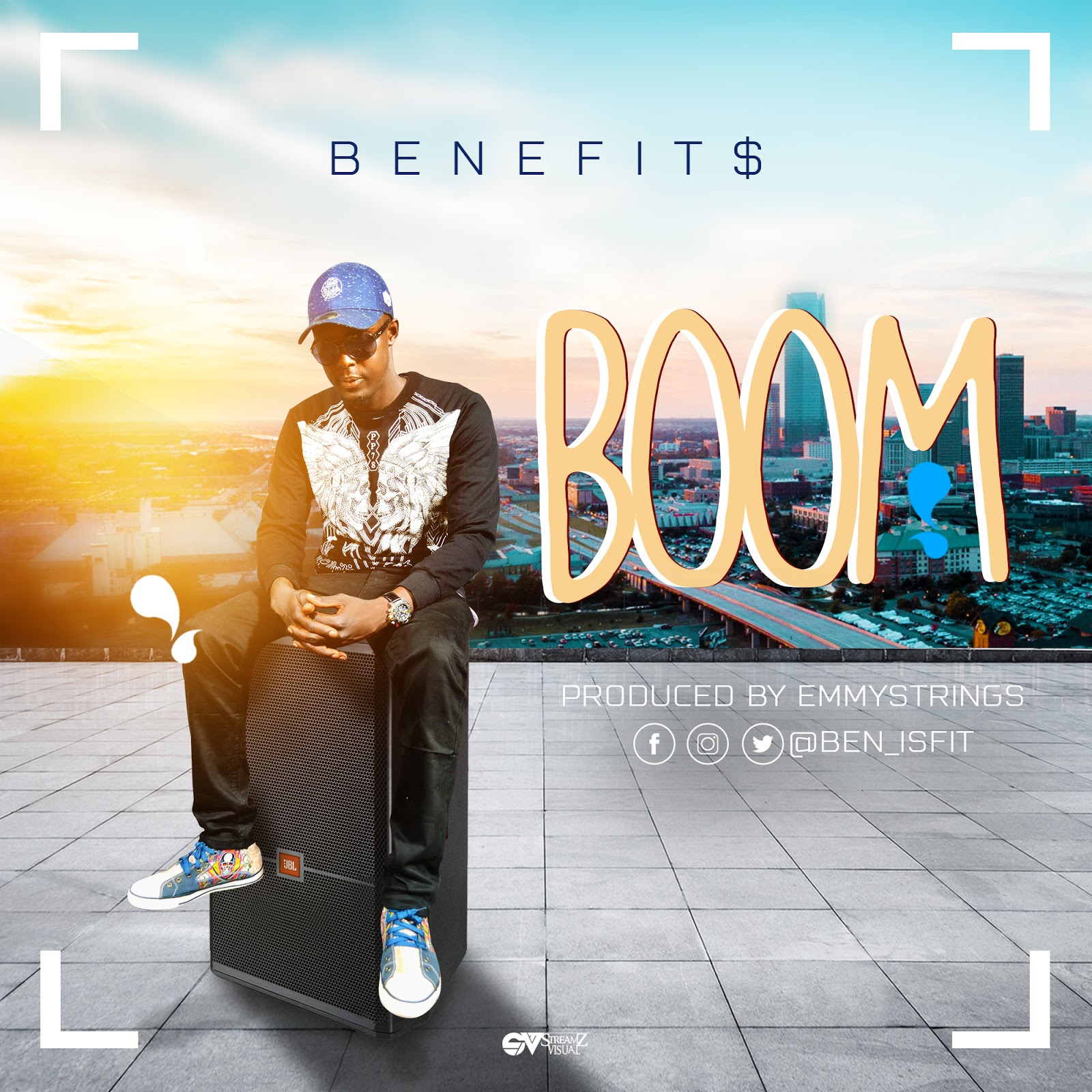 "[New Music] Benefit$ - ""BOOM"" 