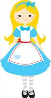 Free Alice In Wonderland Birthday Party Printables