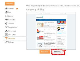 Cara Membuat Menu Blog Berdasarkan Label