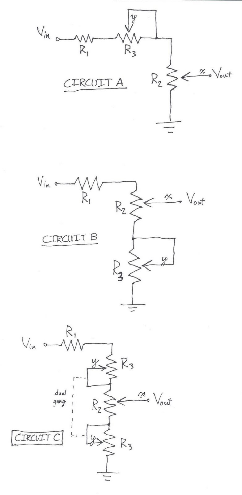 A Place For Bandits Voltage Division With Coarse And Fine Adjust Divider Circuit