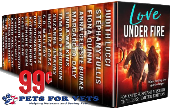 Love Under Fire Box Set