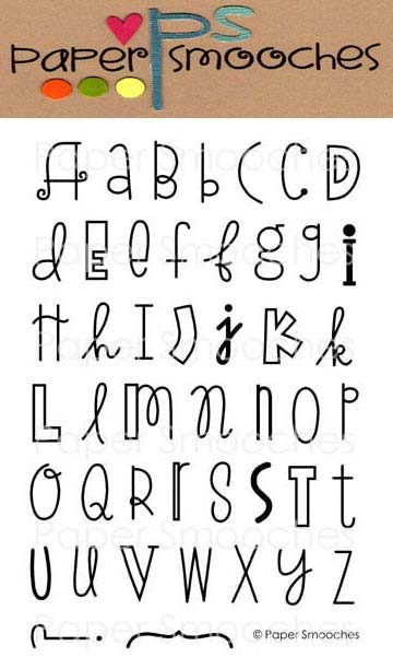 Cool Ways to Write Letters of the Alphabet