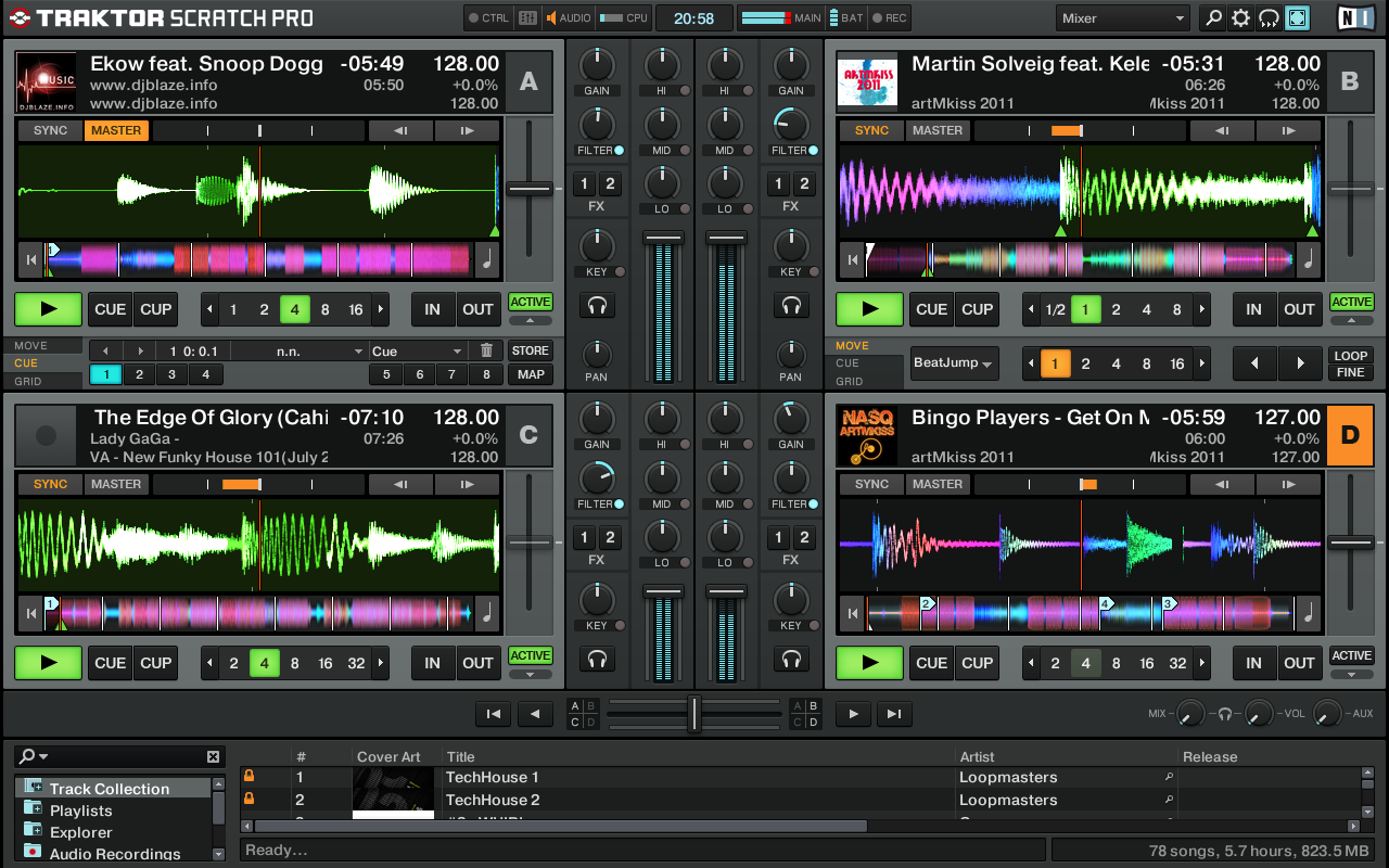 traktor free download
