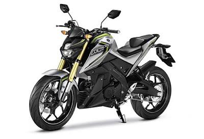 Yamaha M-SLAZ 150 naked street motorcycle. 0