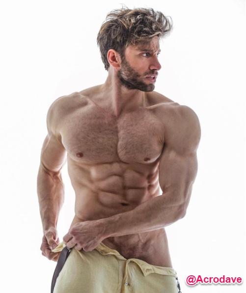 David Zongoli, dançarino profissional, poledance, vice campeão mundial, modelo,esportes,Madrid, @Acrodave, Homem com Flores, Olhos Azuis, Corpo definido, corpo musculoso, homem bonito, homem forte