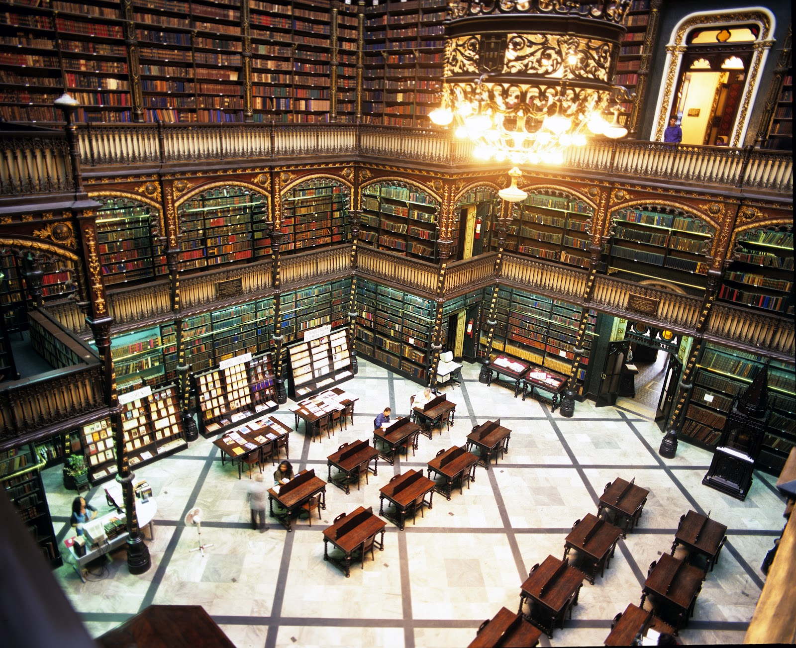 Bibliotecas Tesouros Da Humanidade Templo Cultural Delfos