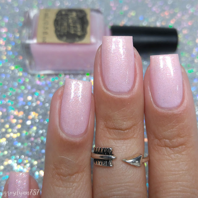 Poetry Cowgirl Nail Polish - Cupid is a Knavish Lad