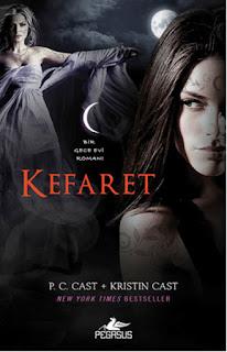 Kefaret & P.C Cast + Kristin Cast  #Gece Evi Serisi 12