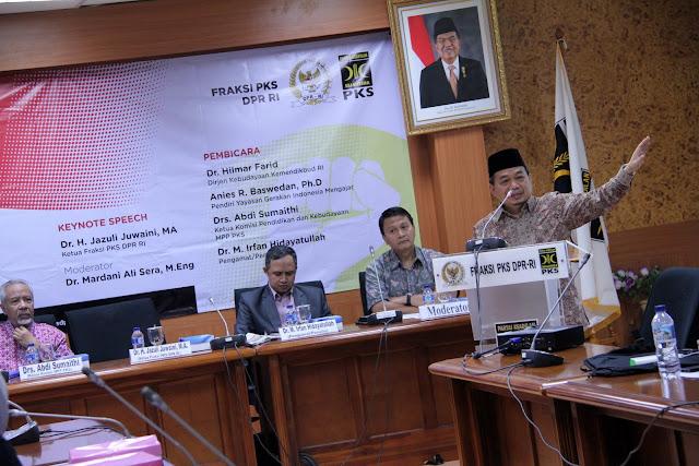 FPKS : Nasionalisme Indonesia Harus Merasuk di Hati dan Pikiran Seluruh Pemuda Indonesia