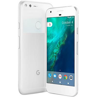 Google Pixel XL plata