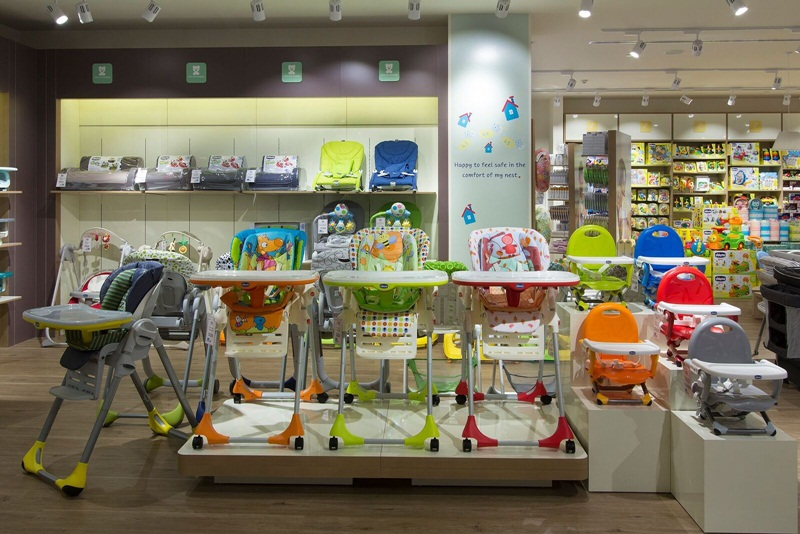 Chicco Concept Store at Tanglin Mall , Singapore