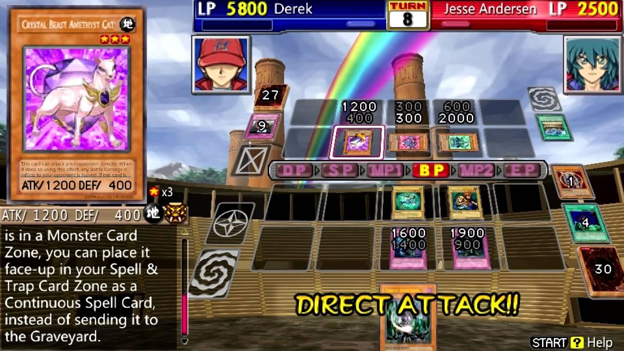 Resultado de imagen para Yu-Gi-Oh! GX Tag Force 2 psp images