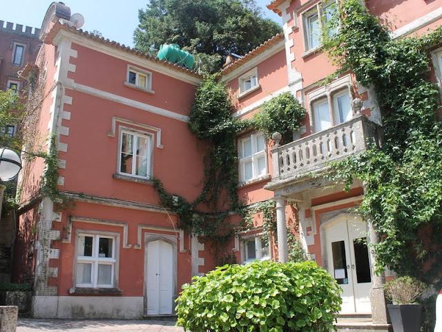 Hotel Quinta das Murtas em Sintra