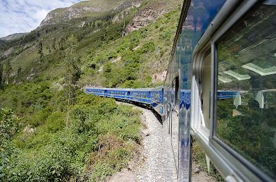 Mapa tren Cusco a Machu Picchu, tren Cusco a Aguas Calientes, Estaciones de tren Cusco