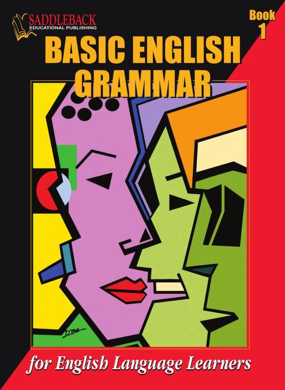 Basic English Grammar Book