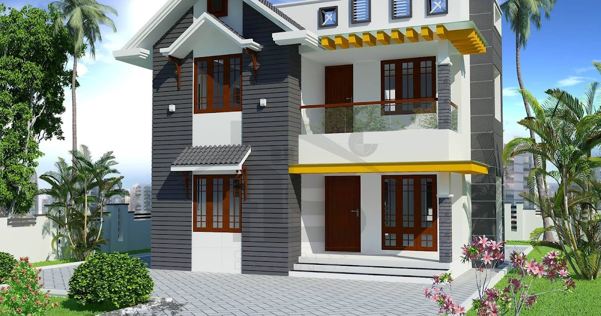 Houseofauracom Three Bedroom House Plan In Kerala Most