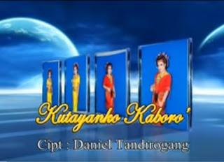 Lirik Lagu Kutanyanko Kaboro' (Yenni Paseru)