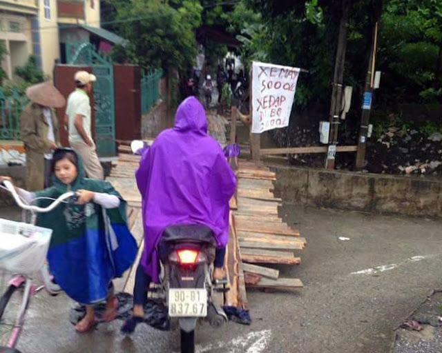Trưởng thôn lập BOT thu phí đường lên rẫy 300.000 đồng/lượt