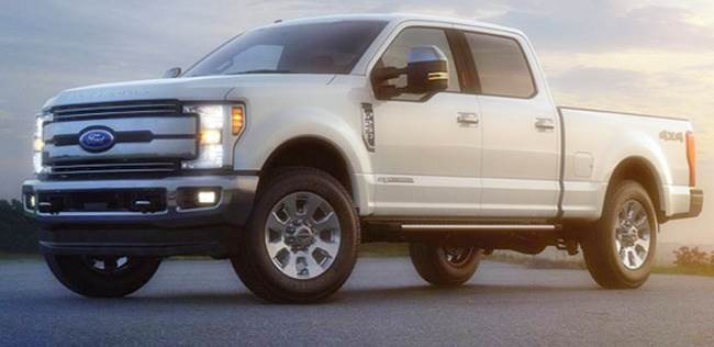 2018 Ford F250 Diesel Review and Release Date