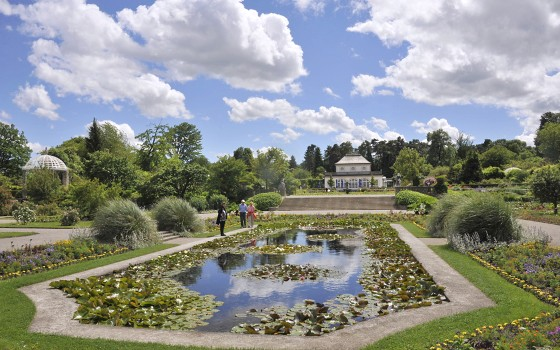 Botanischer Garten em Munique