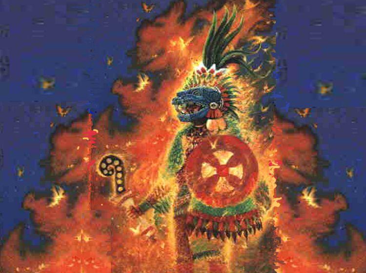 Tolteca El Regreso De Quetzalcoatl