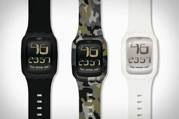 瑞士錶商Swatch不與蘋果合作,堅持做自己的智慧手錶