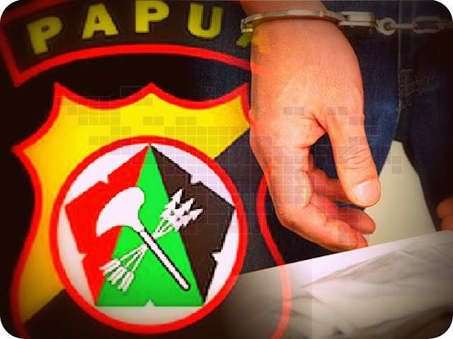 Polisi Tangkap Ibu Rumah Tangga Pengedar Sabu-sabu di Wamena