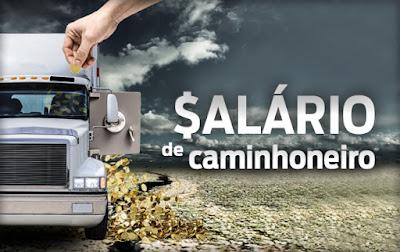Saiba quanto custa um salário de caminhoneiro