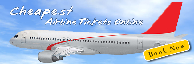 Cheapest Airline Tickets Online