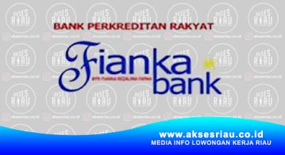 PT BPR Fianka Rezalina Fatma Pekanbaru