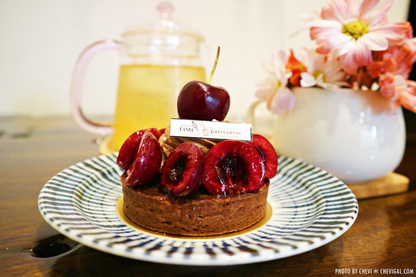 IMG 9578 - 台中烏日│FiMi 小後山廚房。新鮮手作法式甜點。森林清新風格好放鬆