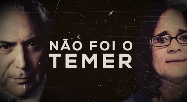 Michel Temer e Damares Alves