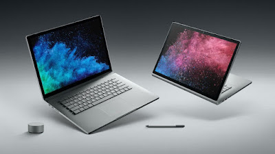سيرفس بوك 2 - Surface Book 2