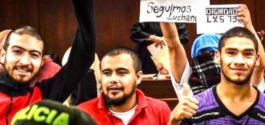 """Así va el proceso judicial contra """"los 13"""""""