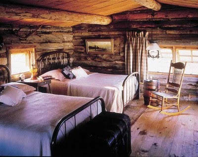 I'm So Vintage: rustic cabin decor