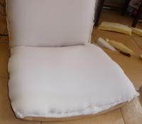 jak samemu zmienić tapicerkę fotela