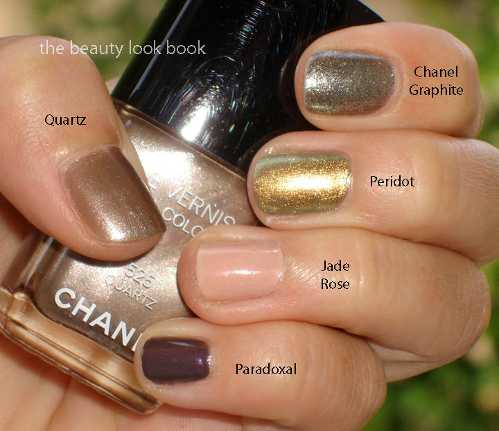 Looking Back On Past Years Of Chanel Fall Le Vernis Nail Colours The Beauty Look Book