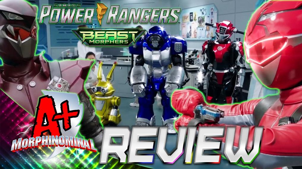 Power Rangers Beast Morphers Episode 2 REVIEW!! - Leadership