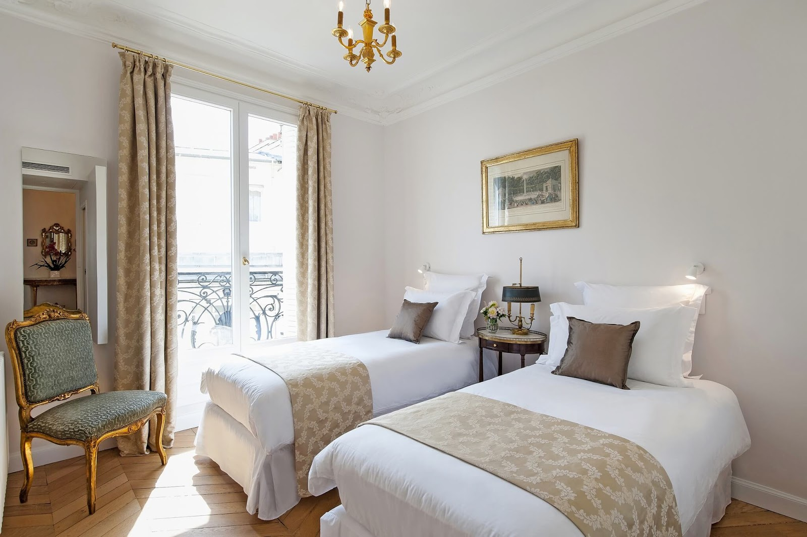 Great Paris apartment close to Victor Hugo shopping for rent by Haven In