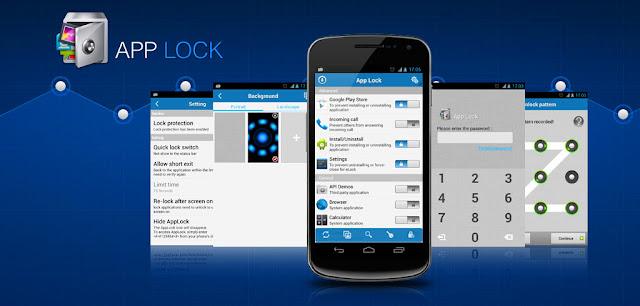 Aplikasi App Lock Android