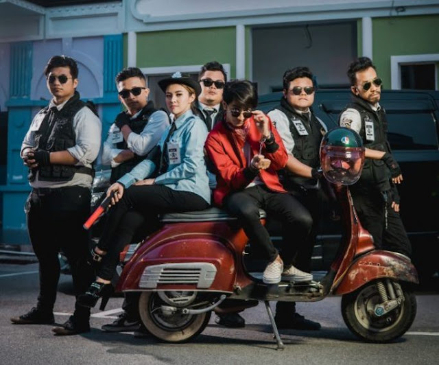 Lirik Lagu Roadblock Hatiku - Floor 88 ft Baby Shima