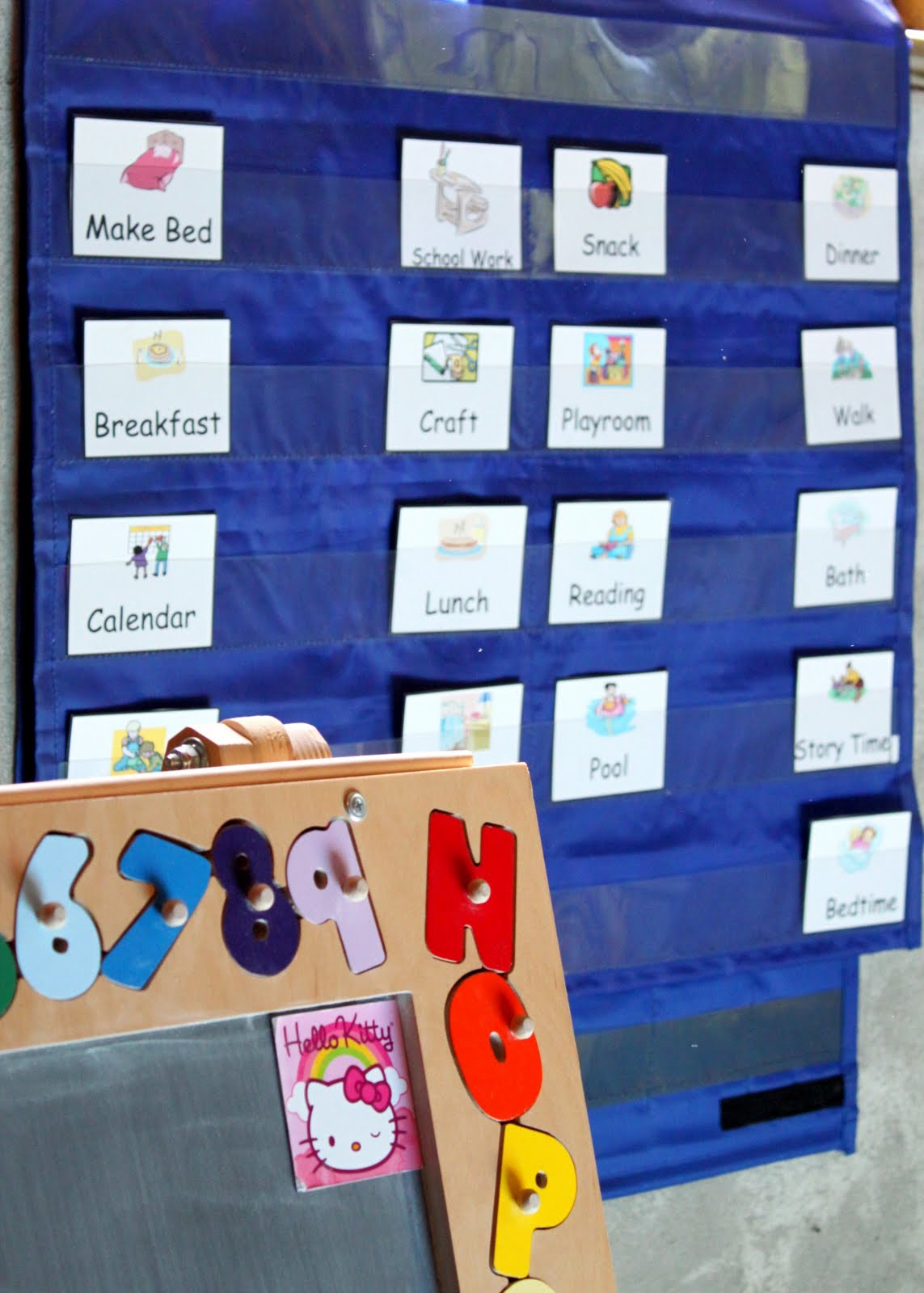 How To Schedule A Child S Day With Printable Free Cards