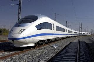 demiryolu taşımacılıgı ve hızlı tren