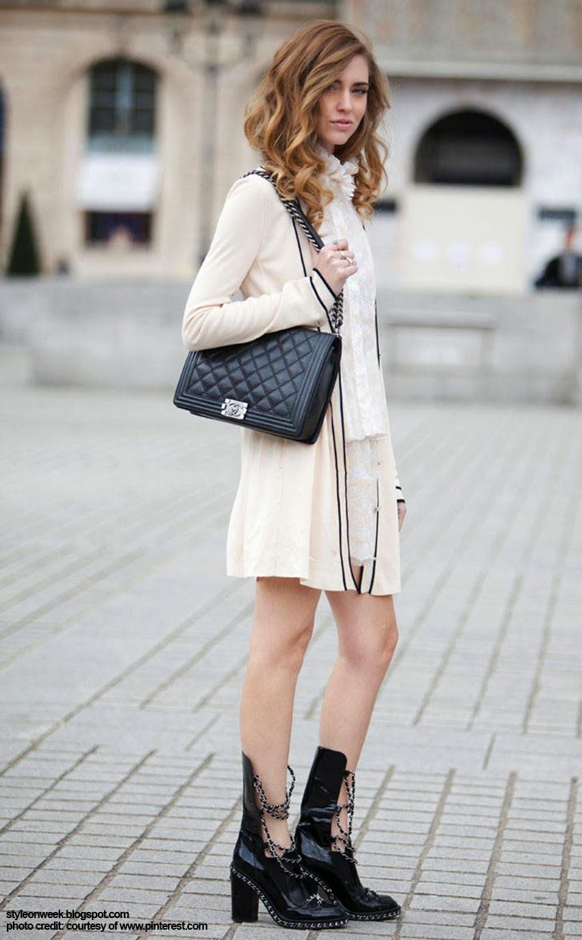 Paris Fashion Week Autumn-Winter 2014 Street Style Ideas Part 3
