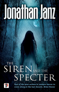 The Siren and the Specter book Cover