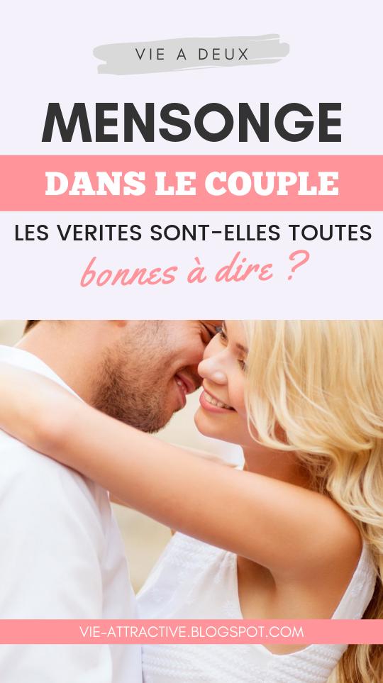 Mensonge dans le couple : les vérités sont-elles toutes bonnes à dire ? #développementpersonnel #psychologie #couple #vieàdeux #mensonge