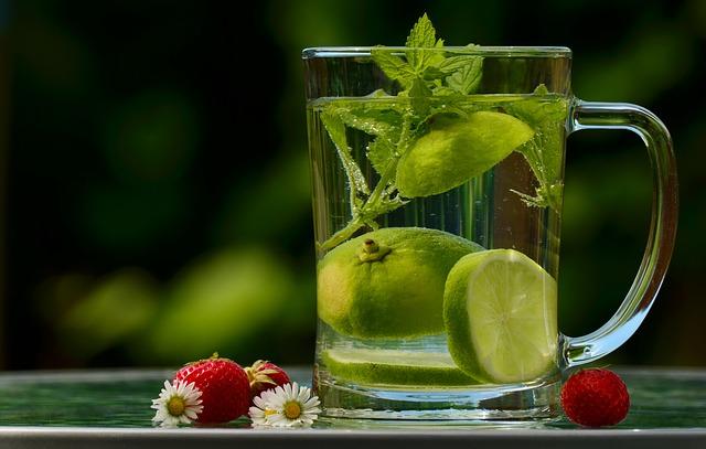 El limón es un exfoliante poderoso